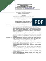 5.1.1 EP 1 KADALUARSA SK Persyaratan Kompetensi Penanggungjawab UKM
