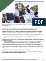 LAURA FERNÁNDEZ PONE EN MARCHA EL OPERATIVO VACACIONAL DE VERANO, TEMPORADA 2019 _ Comunicación Social de Puerto Morelos