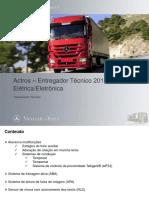 Actros_Entregador_Tecnico_2010_Eletrica.ppt