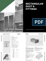 Rectangular Duct & Fittings