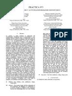 Practica 3. TRANSFORMADOR Y AUTOTRANSFORMADOR MONOFÁSICO