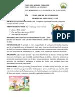 Clases Domingo Am Julio 2019