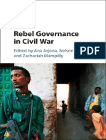 Ana Arjona, Nelson Kasfir, Zachariah Mampilly - Rebel Governance in Civil War-Cambridge University Press (2015)