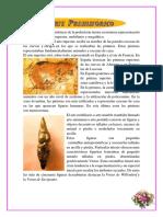 Las Manifestaciones Artísticas de La Prehistoria Tienen Su Máxima Representación en Los Llamados Artes