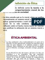 Ética Ambiental - Copia
