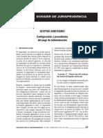 Dialogo 249 (1-352)_Dossier_Despido Arbitrario
