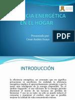 diapositivas eficiencia energetica