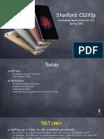 iOS-Tutorial-Lecture 13 Slides