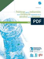 politicas para la reduccion de la violencia