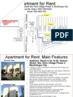 10-15-2010 Apartment for Rent