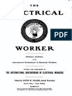 142. 1908-01 January Electrical Worker