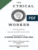 152. 1908-11 November Electrical Worker