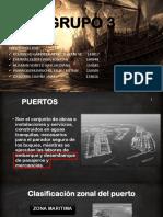 Puertos Maritimos y elementos