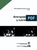 Messer Ellen Antropologia y nutricion