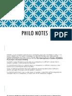philo notes.pptx