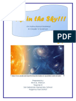 Up in the Sky (Sim in Science 6)