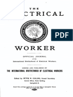 157. 1909-05 May Electrical Worker