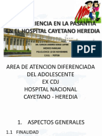 Pasantia - Lima