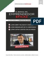 El Manual Del Emprendedor Eficaz - 600 Paginas