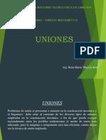 3 Uniones Inseparables