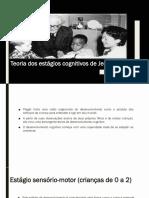 trabalho Jean Piaget