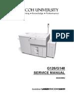 Ricoh SP 9100 Services Manual