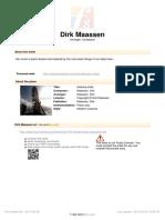Dirk Massen