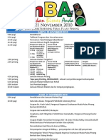 Agenda MBAICT