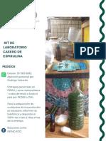 Kit Cultivo Casero ReinoEco19 2