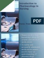 01 NursingPharmacology