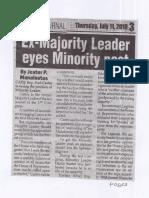 Peoples Journal, July 11, 2019, Ex-Majority Leader eyes Minority post.pdf