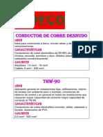 CABLES PARA TABLERO.docx
