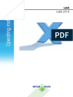 LabX 2014 Operating Instructions En