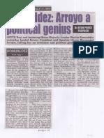 Peoples Tonight, July 11, 2019, Romualdez Arroyo a political genius.pdf