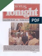 Peoples Tonight, July 11, 2019, Romualdez thanks Duterte.pdf