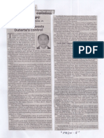 Philippine Star, July 11, 2019, 80% rating boosts Duterte's control.pdf