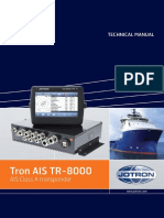 Manual Techinical Tron AIS TR 8000
