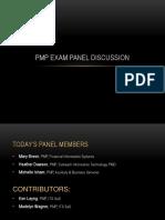 Pmp Panel