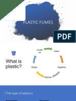 Ppt Plastic Fumes