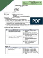 LKPD Kelas 5 tema 5 subtema 1 pb 1