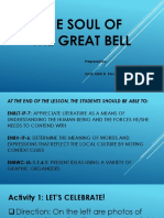 The Soul of the Great Bell