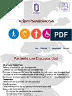 aspectos generales de la discapacidad