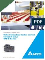 solar pump controller vfd brochure