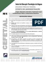 Prova - Assistente em Administracao - Tipo 1.pdf