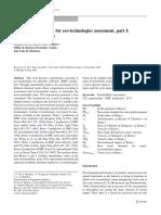 Monteiro2009 Article SustainabilityMetricsForEco-te
