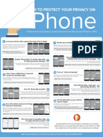 iPhone Privacy Tips