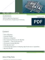 Lecture 2 Big Data