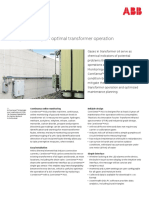 CoreSense™ M10 Multi-gas sensing for optimal transformer operation