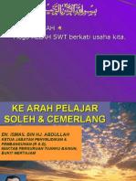 PELAJAR SOLEH & CEMERLANG