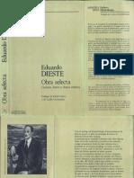 Eduardo Dieste - Obra Selecta (1987)